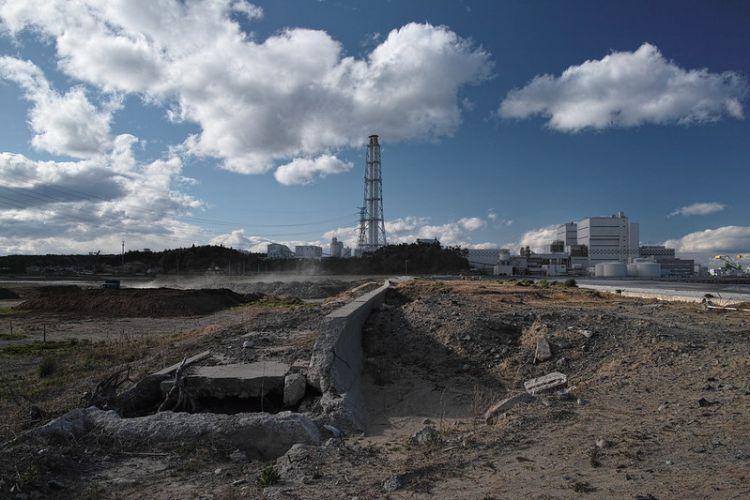 灾后重建之路 日本福岛拟建600兆
