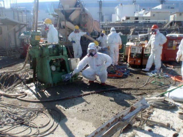 """日本称排放福岛污水危害""""非常小""""民众仍反对"""
