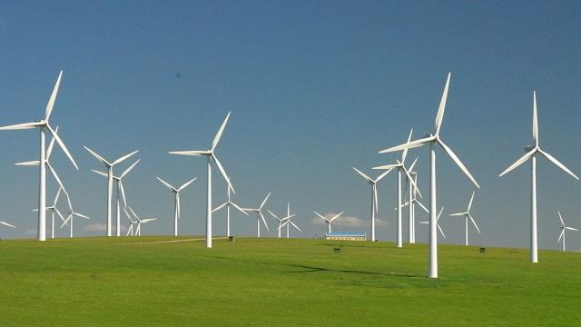 至11月底我国风电累计并网装机已超2亿千瓦