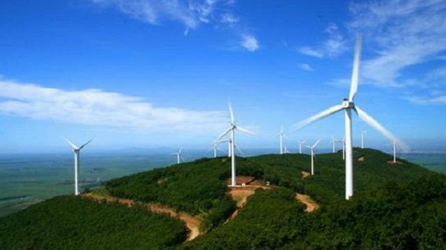 江西最大的单体风电场正式投产