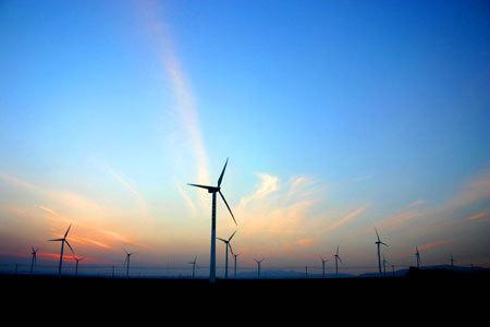 中企投资澳大利亚风电项目首批风机并网发电