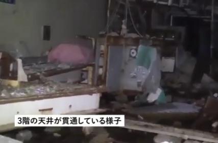 福岛核电站3号机反应堆厂房内部 辐射量惊人