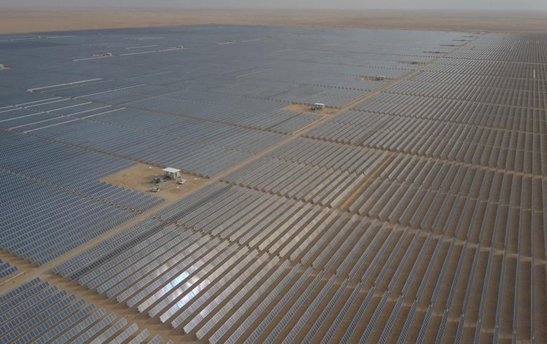 沙特第三轮可再生能源招标启动 目标1.2GW太阳能