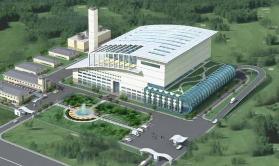 宁波市3座在建生活垃圾焚烧发电