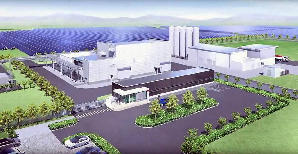 日本福島已完工世界最大綠色氫氣項目