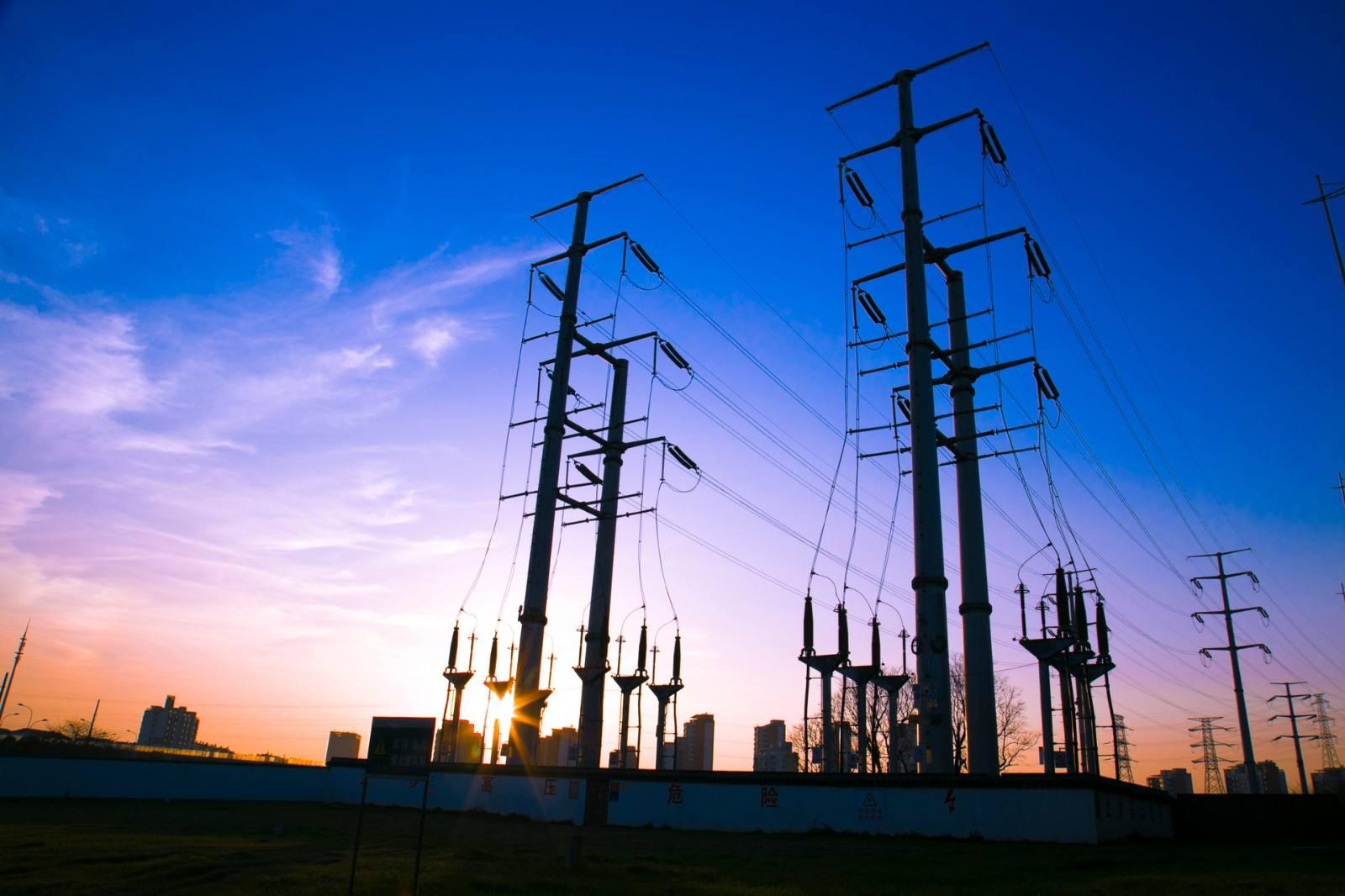国网湖南电力1008亿元电网建设投资全部落地