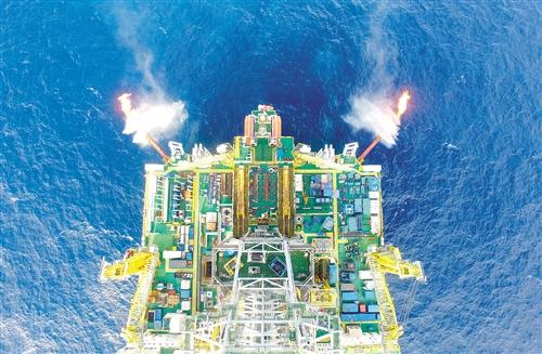 我國海域天然氣水合物試采創兩項世界紀錄
