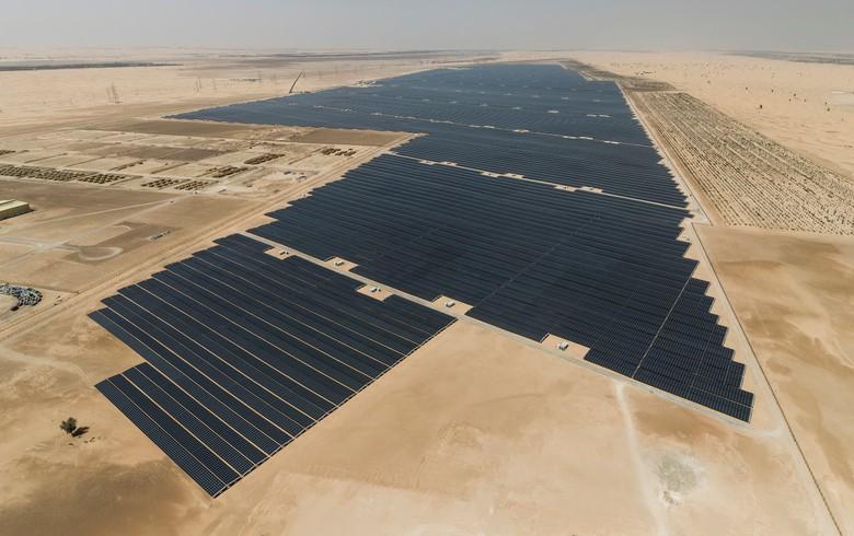 0.1元/千瓦时:阿布扎比太阳能招标出现史上最低报价