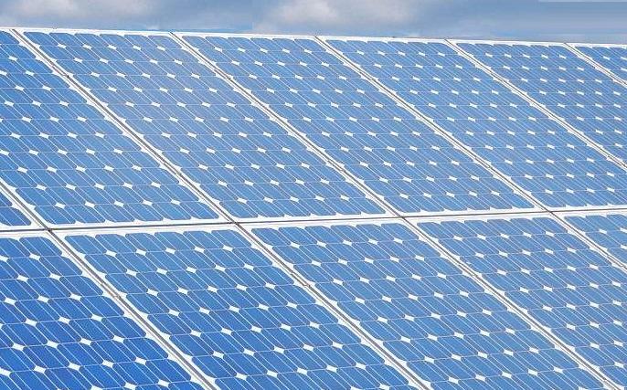 中电朝阳500兆瓦光伏发电平价上网示范项目完工
