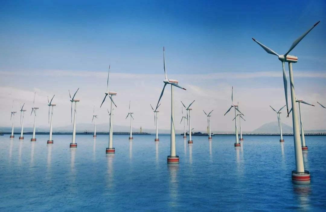 江苏如东同步推进12个海上风电项目