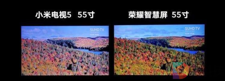 荣耀小米电视