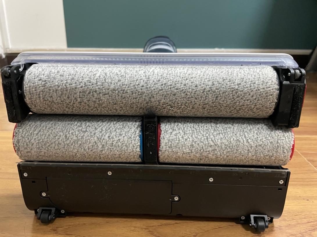 石头智能双刷洗地机U10体验:有两把刷子的家庭清洁小旋风
