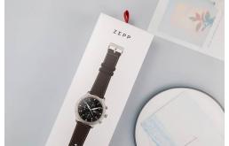 Zepp Z智能手表:传统机械与智能完美融合