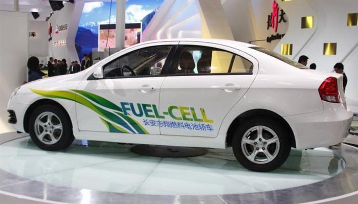电池,氢燃料电池,