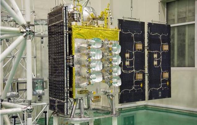 我国商业航天公司首颗5G卫星即将发射,单星覆盖面积相当于50个上海市