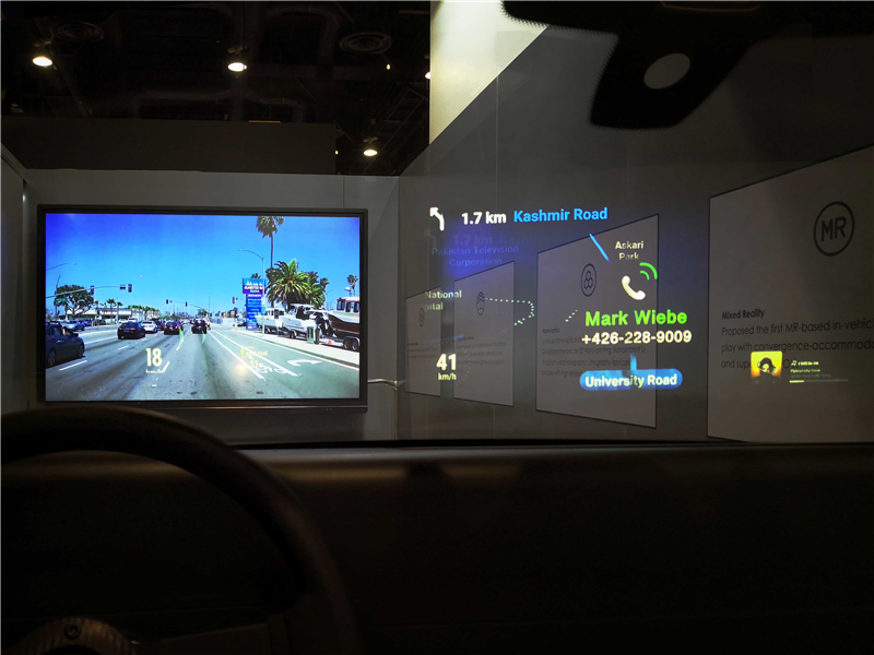 CES 2020:未来黑科技Futurus最新科技点亮智慧驾驶之路