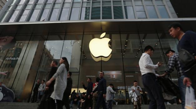 收到11亿欧元天价罚单后,苹果又因美股第三次熔断市值蒸发1500亿美元