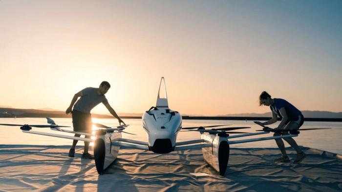 因无法找到可行的业务路径,Kitty Hawk关停早期飞行汽车项目