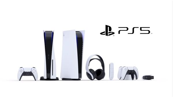 索尼公布PS5主机真容,1秒内就可启动游戏