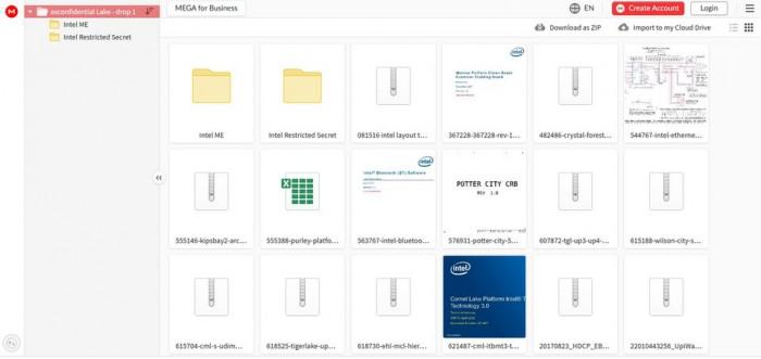 英特尔20GB绝密芯片工程数据遭窃,目前已介入调查