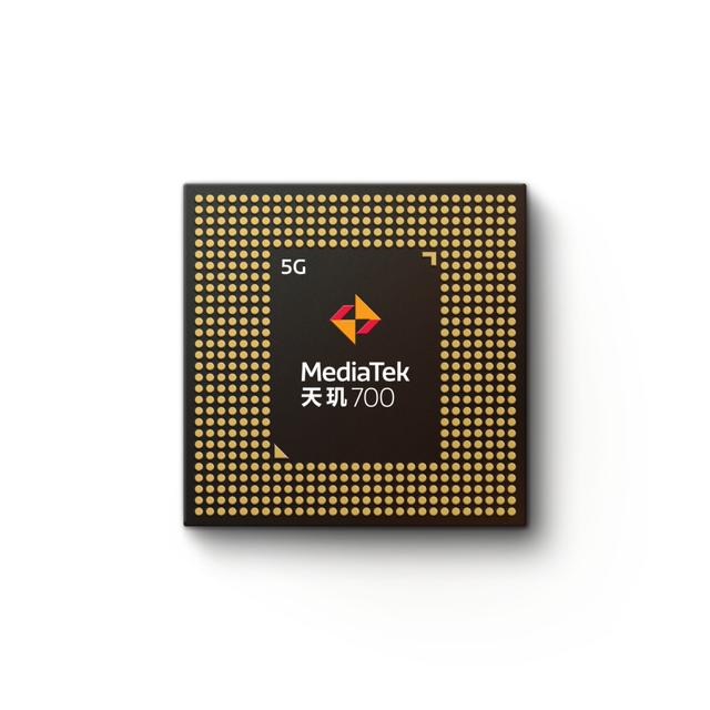 联发科发布最新5G芯片:天玑700