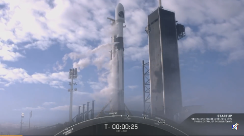 SpaceX完成今年最后一次发射,第20次实现了猎鹰助推器成功回收