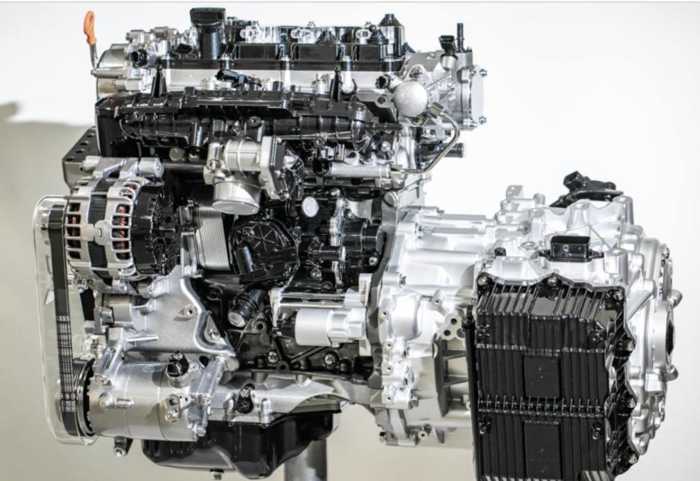 GW4C20B 2.0T发动机