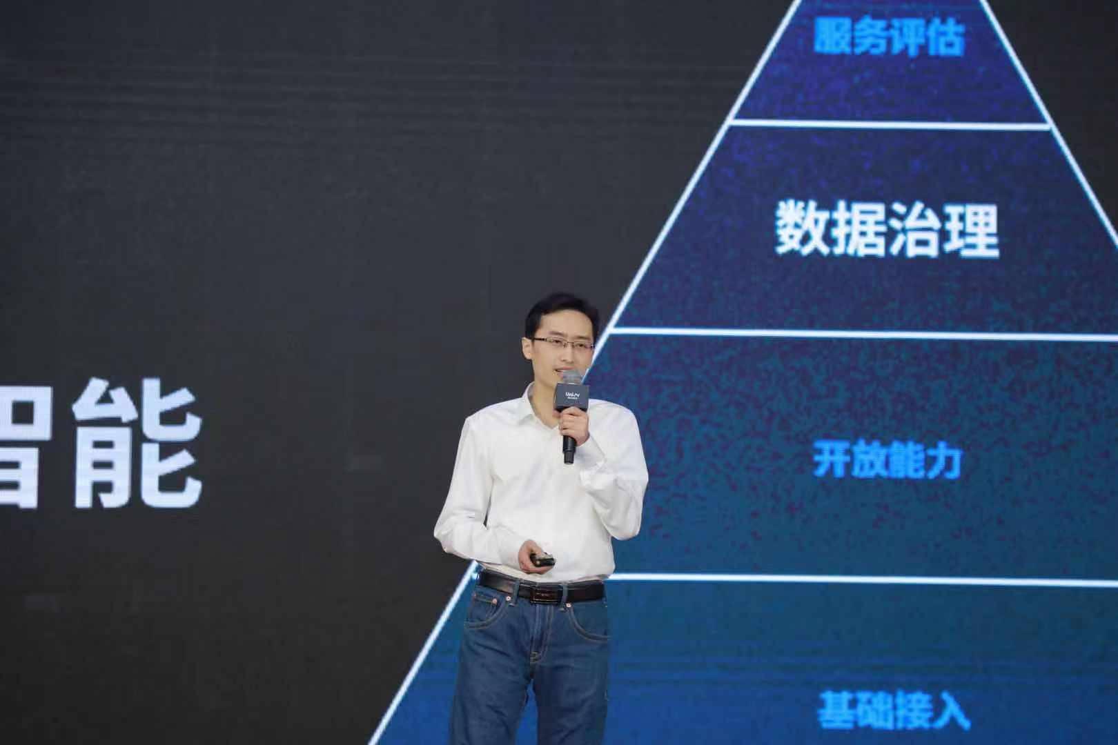 联行科技首席技术官张俊俊分享联行产品矩阵/联行科技官方