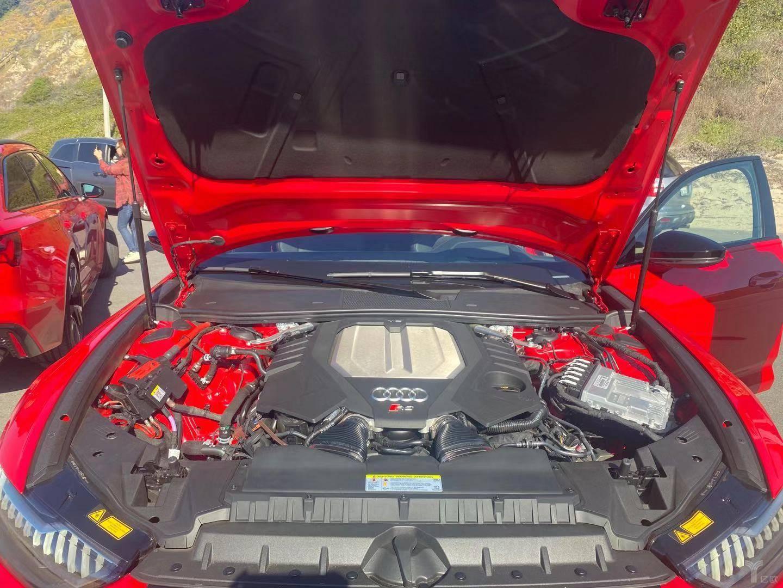 全新奥迪RS 6 Avant