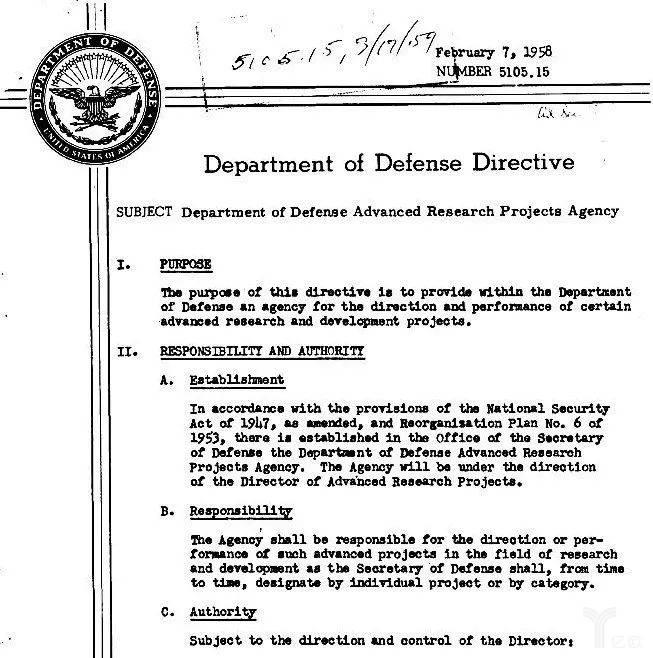DARPA内部报告