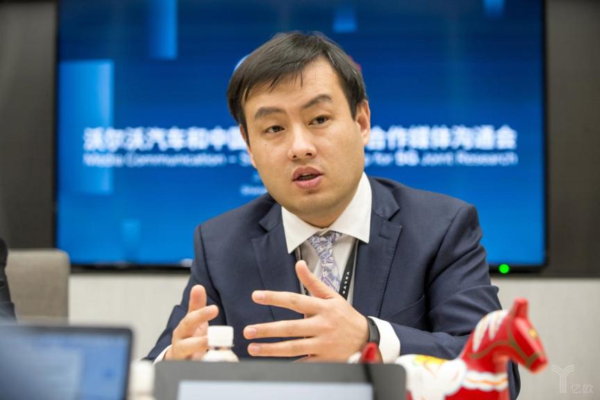 联通智网科技有限公司CTO 李军