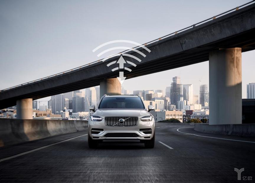 V2X是实现高度自动驾驶的关键