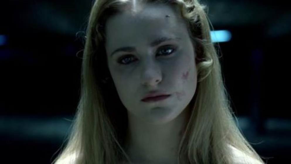 """《西部世界》中服务机器人""""多洛莉丝"""""""