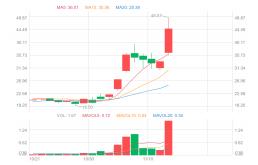 首份财报发布,小鹏汽车股价大涨33.4%背后