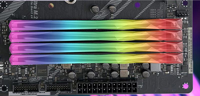 影驰史上最高颜值的内存!星曜DDR4 3600 16GB评测