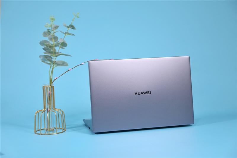 华为首款7nm锐龙本! MateBook D 14 2020锐龙版评测:性能与轻薄兼得