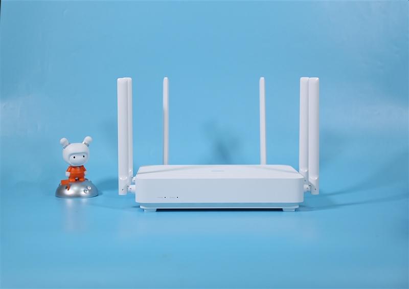 比同款大哥便宜200元!Redmi AX6路由器评测:六天线Wi-Fi 6新价格屠夫