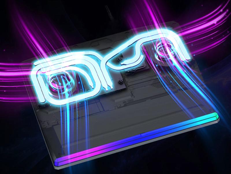 灯效太夸张了!微星强袭2 GE66笔记本评测:顶级配置性能轻松释放