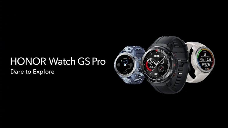 上山下海长航不断电!荣耀手表GS Pro评测:体验荣耀首个专业级户外装备
