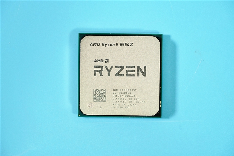 最强游戏处理器降临!锐龙9 5900X/5950X首发评测:12核就能灭掉对手18核