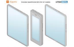 小米折叠手机来了:向内折叠 搭配弹出式摄像头