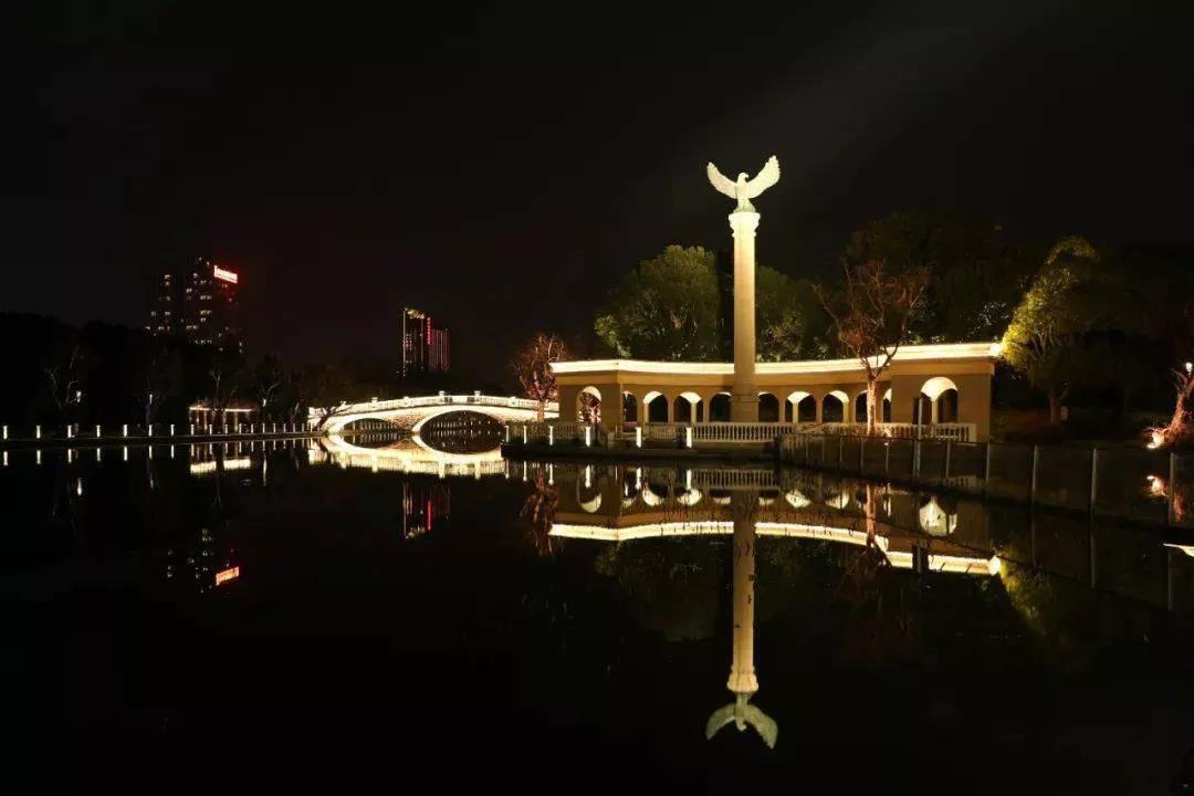 中国十大公园夜景照明工程插图15