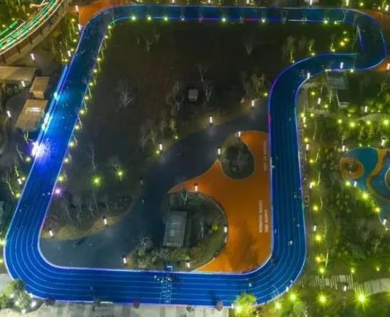 中国十大公园夜景照明工程插图26