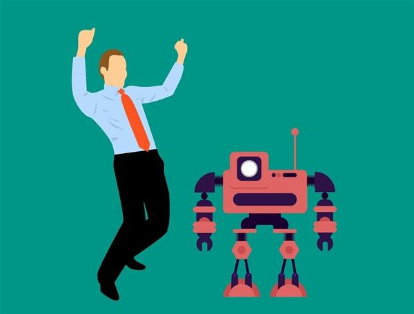 机器人影响40%的制造业工人,企业劳动力占比重增...