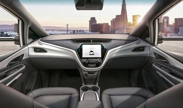 通用与NHTSA会谈:不带方向盘的自动驾驶汽车即将上路!