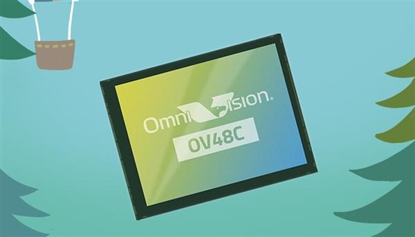 豪威发布4800万旗舰CMOS:1/1.3英寸大底、支持4K/8K视频录制