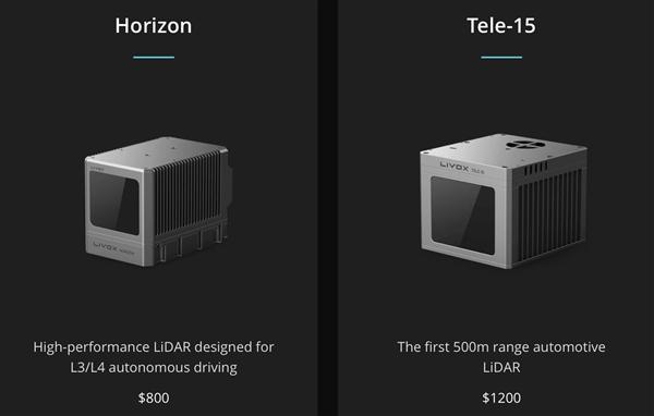 为自动驾驶而生!大疆全新激光雷达发布:高性能/低成本/可量产