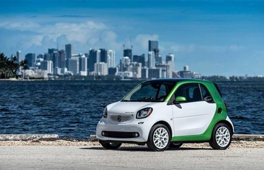 吉利与奔驰合资公司正式成立:定名智马达 生产smart电动车