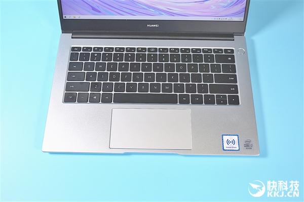 十代酷睿加持!华为MateBook D 14 Intel版图赏