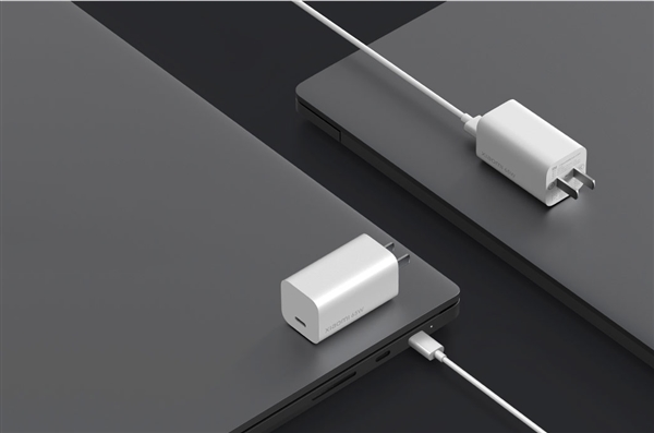 小米首款氮化镓充电器发布:65W小巧异常